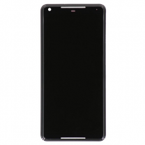 Genuine Google Pixel 2 XL G011C Black LCD Screen & Digitizer - AJX74624901 / AJX4624901