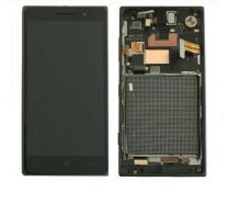 Nokia Lumia 830 LCD Black With Frame OEM - 5508040512345