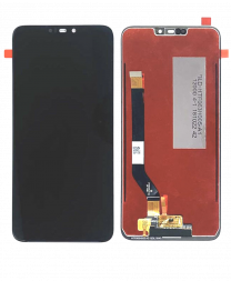 Honor 8C LCD Screen & Digitizer Black OEM - 2301865714