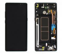 Genuine Samsung Galaxy Note 8 N950 Black LCD Screen & Digitizer - GH97-21065A