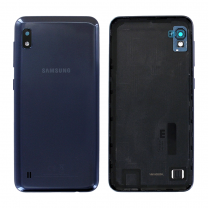 Genuine Samsung Galaxy A10 SM-A105 Black Battery / Rear Cover - GH82-20232A