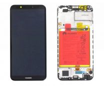 Genuine Huawei Y7 2018 LCD Screen & Digitizer with Battery - 02351USA