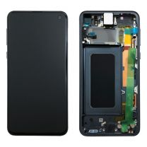 Official Samsung Galaxy S10E G970 Prism Black LCD Screen & Digitizer - GH82-18852A