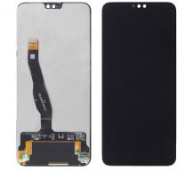 Honor 8X LCD Touch Screen Assembly Black OEM - 7022533833