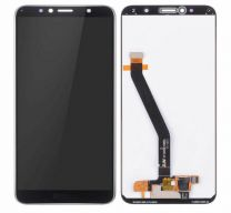Huawei Y6 Prime 2018 LCD Touch Screen Assembly Black OEM - 2776040734