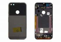 Genuine Google Pixel G-2PW4200 Black Rear / Battery Cover - 83H40050-01