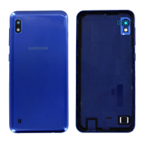 Genuine Samsung Galaxy A10 SM-A105 Blue Battery / Rear Cover - GH82-20232B