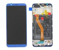 Genuine Honor View 10 BKL-L09 Blue LCD Screen & Digitizer - 02351SXB