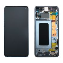 Official Samsung Galaxy S10E G970 Prism Blue LCD Screen & Digitizer-GH82-18852C