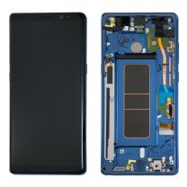 Genuine Samsung Galaxy Note 8 N950 Blue LCD Screen & Digitizer - GH97-21065B