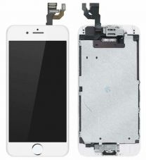 Genuine iPhone 6 LCD Assembly Grade A (Pull Out) (WHITE) - 4037070428
