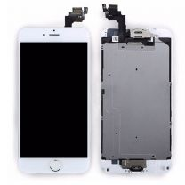Genuine iPhone 6 Plus LCD Assembly Grade A (Pull Out) (WHITE) - 5501200754352