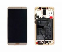 Genuine Huawei Mate 10 ALP-L09 Gold LCD Screen & Digitizer - 02351SFJ