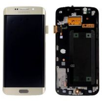 Genuine Samsung Galaxy S6 Edge G925F Gold Screen LCD & Digitizer - GH97-17162C
