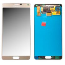Genuine Samsung N910 Galaxy Note 4 Gold LCD Screen & Digitizer - GH97-16565C