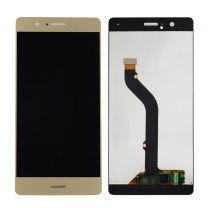 Huawei P9 Lite LCD Assembly Gold OEM - 5516001223523