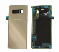 Genuine Samsung Galaxy Note 8 N950 Gold Battery Cover - GH82-14979D