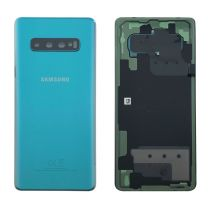 Official Samsung Galaxy S10+ G975 Prism Green - Replacement Battery Cover - GH82-18406E