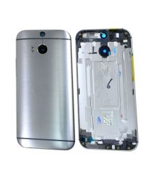HTC One M8 Back Cover Grey OEM - 5506010534515
