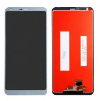 LG G6 LCD Assembly Grey OEM - 3714574753