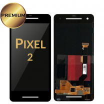 Google Pixel 2 LCD Assembly (BLACK) OEM - 5516001223693