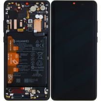 Official Huawei P30 Pro Black LCD Screen & Digitizer with Battery - 02352PBT
