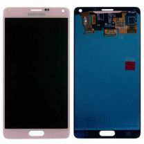 Genuine Samsung N910 Galaxy Note 4 Pink LCD Screen & Digitizer - GH97-16565D