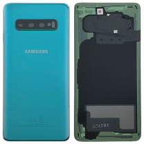 Official Samsung Galaxy S10 G973 Prism Green Battery Cover - GH82-18378E