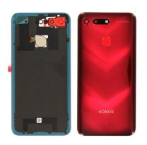 Genuine Huawei Honor View 20 Red Rear / Battery Cover - 02352LNW