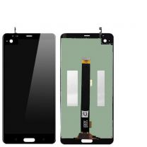 HTC U Ultra LCD Touchscreen Assembly Black OEM - 5506001234532