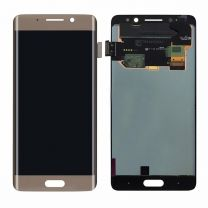 Huawei Mate 9 Pro LCD Touchscreen Assembly Gold OEM - 5516001223596