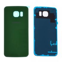 Samsung Galaxy S6 Edge Back Cover w/Adhesive (GREEN) OEM -5502144522857