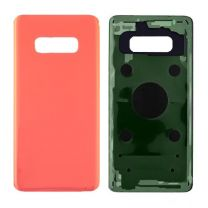 Samsung Galaxy S10 Plus - Replacement Battery Cover Prism Pink OEM - 400245