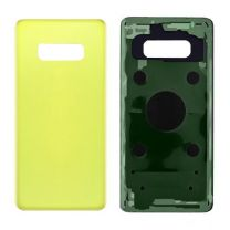 Samsung Galaxy S10 Plus - Replacement Battery Cover Prism Yellow OEM - 6728011313