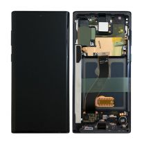 Official Samsung Galaxy Note 10 SM-N970 Aura Black LCD Screen & Digitizer - GH82-20818A