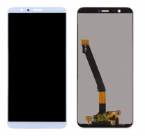 Huawei Honor 7X LCD Touch Screen Digitizer Assembly White OEM - 466528074