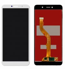 Huawei Honor Y7 2017 LCD Touch Screen Assembly White OEM - 5516001223616