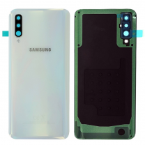 Genuine Samsung Galaxy A50 SM-A505 White Back / Battery Cover - GH82-19229B