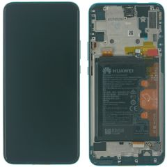 Genuine Huawei P Smart Z Emerald Green LCD Screen : 02352RXT