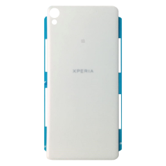 Sony Xperia XA Battery Cover Rose White OEM - 5503002123538