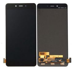 One Plus X LCD Assembly Black OEM - 3710574073
