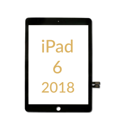 Apple iPad 6th Generation (2018) Touch Screen Digitizer Black OEM - 3765033746