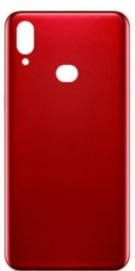 Samsung Galaxy A10S (A107F) Battery Cover Red OEM -