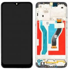 Genuine Samsung Galaxy A10S (A107F) Black Lcd and Digitizer - Part no : GH81-17482A