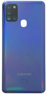 Samsung Galaxy A21s SM-A217 Blue Battery Cover OEM