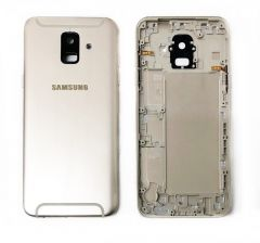 Samsung Galaxy A6 2018 SM-A600 Battery Cover Lavender OEM  - 400000359
