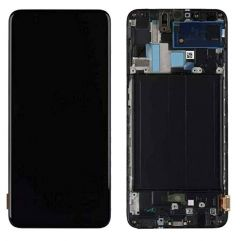 Genuine Samsung Galaxy A71 SM-A715  LCD Black - GH82-22152A