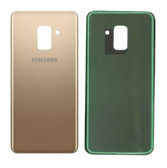 Samsung Galaxy SM-A530 A8 (2018) Battery Cover Gold OEM - 1562301400