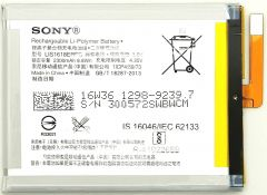Genuine Sony Xperia E5 F3311, XA F3111, F3112 2300 mAh Battery - 1298-9239