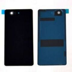 Sony Xperia Z3 Compact Battery Cover Black OEM - 5503033223147
